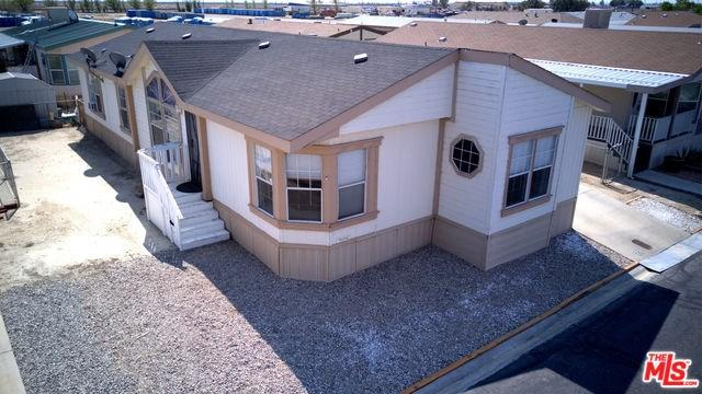 1550 20th Street West #73, Rosamond, CA 93560 (#18377254) :: RE/MAX Masters