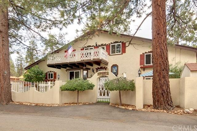 900 W Aeroplane Boulevard, Big Bear, CA 92314 (#PW18201939) :: Z Team OC Real Estate