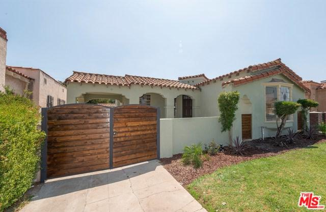 3114 W 78TH Street, Los Angeles (City), CA 90043 (#18377222) :: RE/MAX Masters