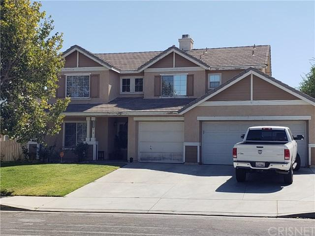 36656 Oak Hill Street, Palmdale, CA 93552 (#SR18202010) :: The Darryl and JJ Jones Team