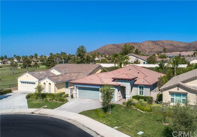 28380 Raintree Drive, Menifee, CA 92584 (#SW18200597) :: Lloyd Mize Realty Group