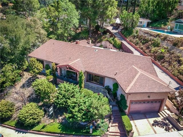 3554 Alginet Drive, Encino, CA 91436 (#SR18190151) :: Z Team OC Real Estate