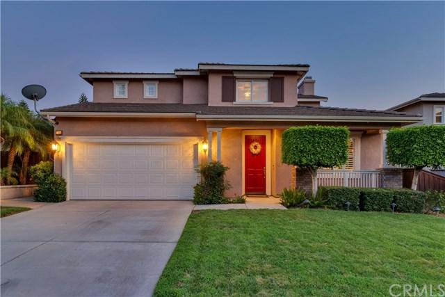 1608 Sundown Court, Redlands, CA 92374 (#EV18201098) :: The Darryl and JJ Jones Team
