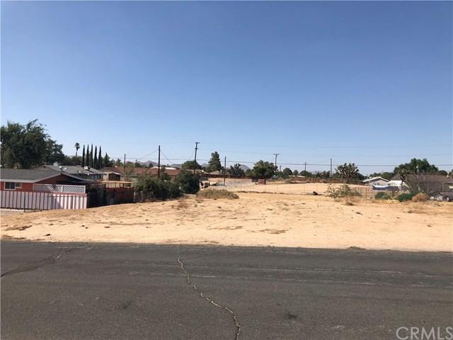 0 Nisqually Road, Apple Valley, CA 92307 (#EV18201524) :: Z Team OC Real Estate