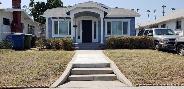 5223 Ruthelen Street, Los Angeles (City), CA 90062 (#RS18201978) :: RE/MAX Masters