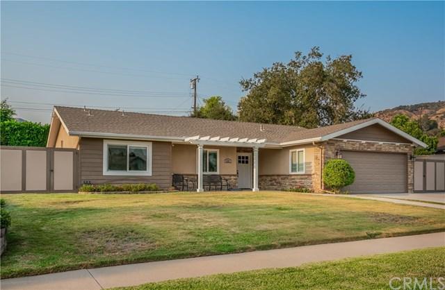 626 Thornhurst Avenue, Glendora, CA 91741 (#CV18202204) :: Z Team OC Real Estate