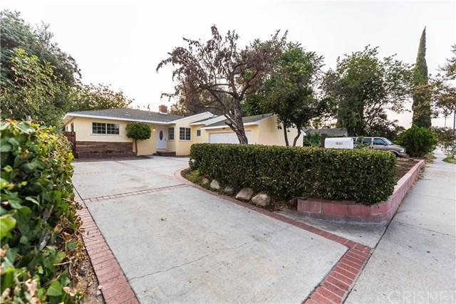 10331 Haskell Avenue, Granada Hills, CA 91344 (#SR18202277) :: Z Team OC Real Estate