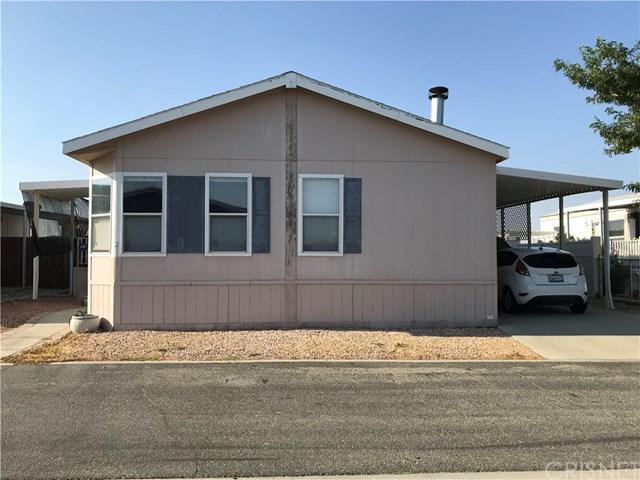 2111 Markey Way #6, Rosamond, CA 93560 (#SR18202606) :: Z Team OC Real Estate