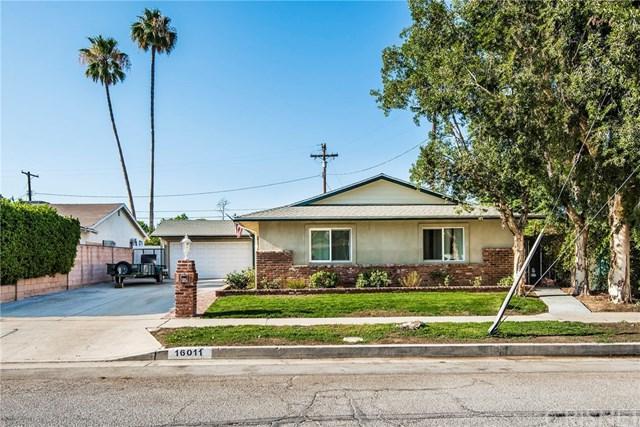 16011 Napa Street, North Hills, CA 91343 (#SR18202522) :: Z Team OC Real Estate