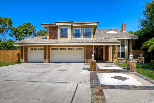 31461 Paseo Duran, San Juan Capistrano, CA 92675 (#OC18202737) :: Doherty Real Estate Group