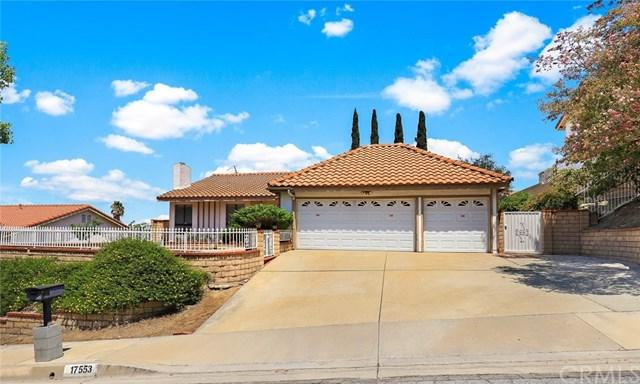 17553 Candela Drive, Rowland Heights, CA 91748 (#TR18200889) :: Z Team OC Real Estate