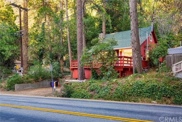 885 Fern Drive, Crestline, CA 92325 (#IG18202740) :: Z Team OC Real Estate