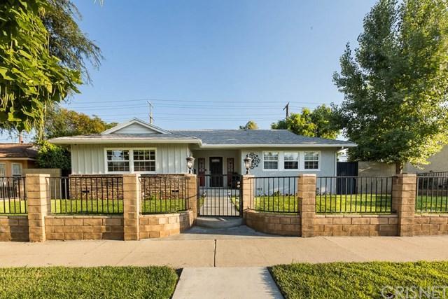 16856 Los Alimos Street, Granada Hills, CA 91344 (#SR18203080) :: Z Team OC Real Estate