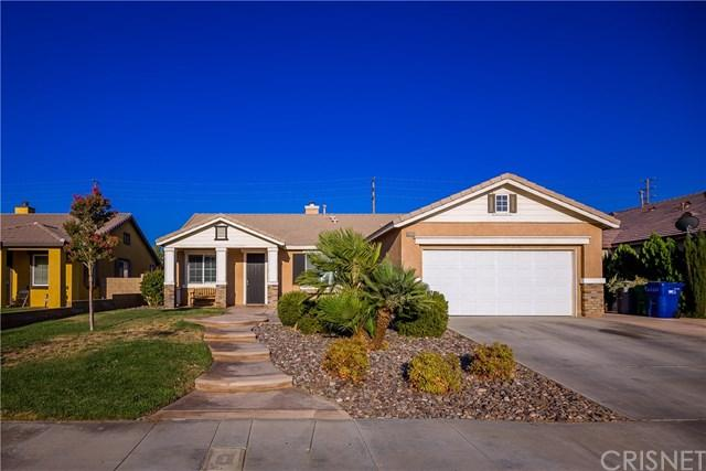 38130 Mentor Court, Palmdale, CA 93550 (#SR18200930) :: Z Team OC Real Estate