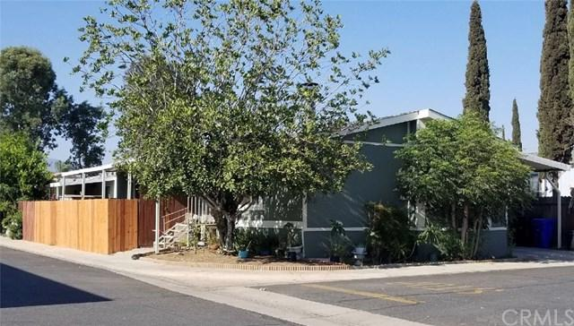 8300 Cherry Avenue #23, Fontana, CA 92335 (#EV18203343) :: Z Team OC Real Estate
