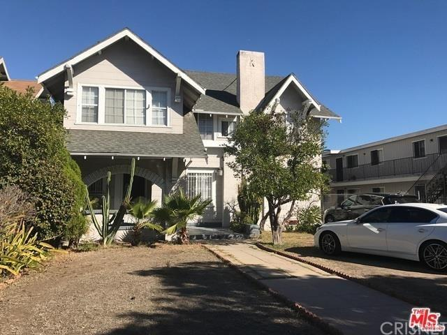 1624 S Gramercy Place, Los Angeles (City), CA 90019 (#SR18203389) :: The Darryl and JJ Jones Team