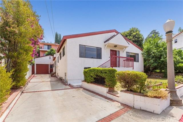 1222 Princeton Drive, Glendale, CA 91205 (#GD18203346) :: RE/MAX Masters