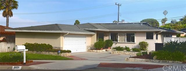 26126 Birchfield Avenue, Rancho Palos Verdes, CA 90275 (#PV18202701) :: The Darryl and JJ Jones Team