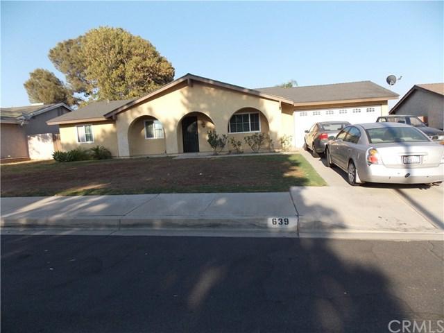 639 S Teakwood Avenue, Rialto, CA 92376 (#CV18203485) :: The Darryl and JJ Jones Team