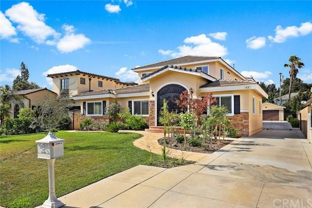 65 W Lemon Avenue, Arcadia, CA 91007 (#AR18203521) :: Z Team OC Real Estate