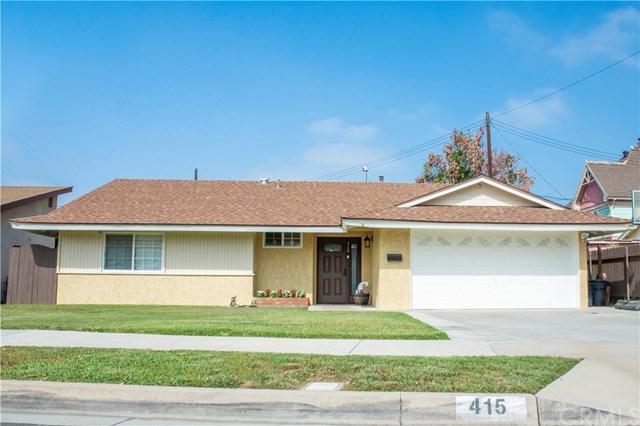415 S Fairvale Avenue, Azusa, CA 91702 (#CV18203128) :: Z Team OC Real Estate