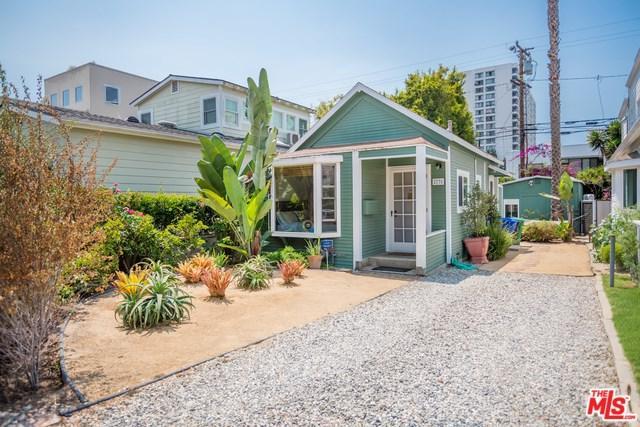 2730 2ND Street, Santa Monica, CA 90405 (#18375984) :: Team Cooper/Century 21 Jeffries Lydon