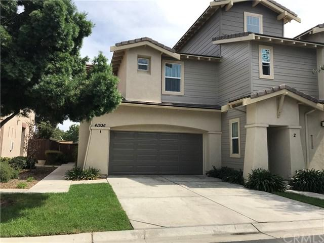 41536 Blue Canyon Avenue #1, Murrieta, CA 92562 (#SW18152374) :: RE/MAX Masters