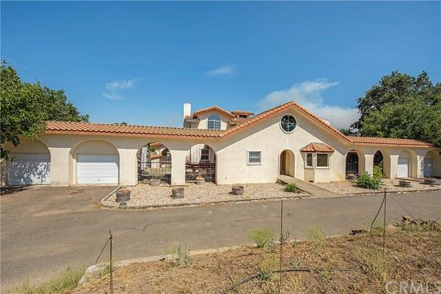 4730 Highland Springs Road, Lakeport, CA 95453 (#LC18203216) :: The Laffins Real Estate Team