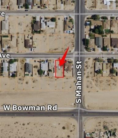 0 W Coronado Avenue, Ridgecrest, CA 93555 (#IV18204549) :: RE/MAX Parkside Real Estate