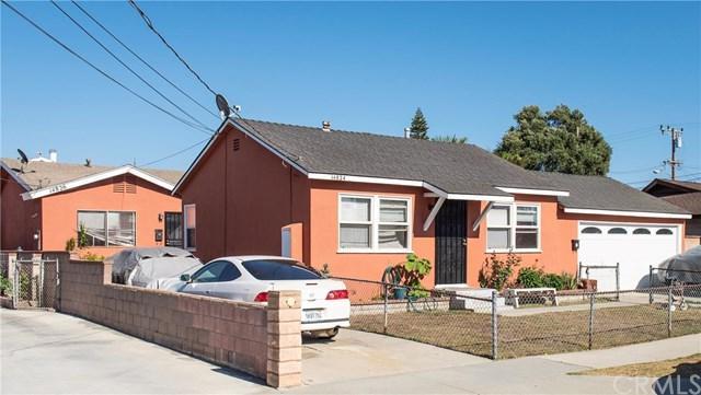 14824 Freeman Avenue, Lawndale, CA 90260 (#SB18204873) :: Millman Team