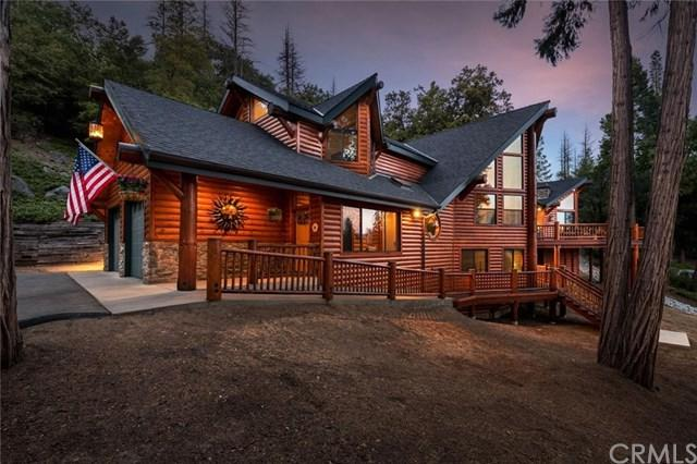 42725 Sharin Woods Road, Auberry, CA 93602 (#FR18193422) :: Fred Sed Group