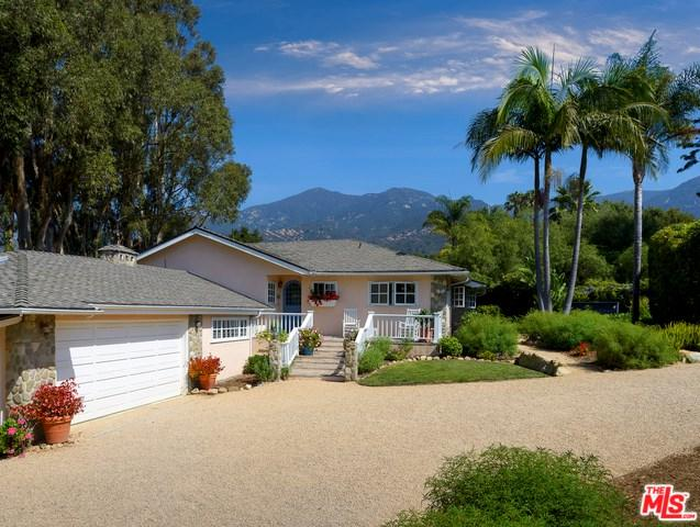541 Hodges Lane, Santa Barbara, CA 93108 (#18378728) :: Pismo Beach Homes Team
