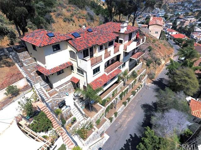 341 Camino Del Monte, Avalon, CA 90704 (#SB18206271) :: The Laffins Real Estate Team