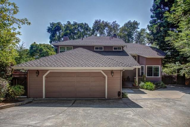 113 Lucia Lane, Scotts Valley, CA 95066 (#ML81720338) :: Fred Sed Group