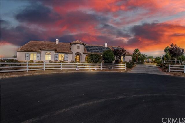 25842 Long Acres Way, Murrieta, CA 92562 (#SW18206068) :: California Realty Experts