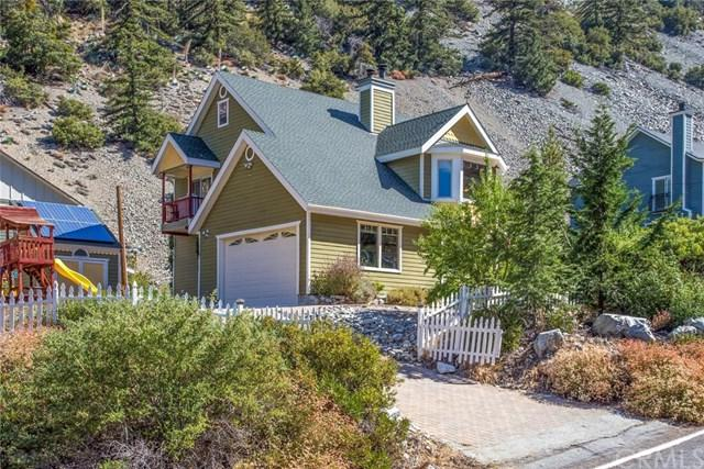 7636 Ice House Canyon Road, Mount Baldy, CA 91759 (#IV18208575) :: Fred Sed Group