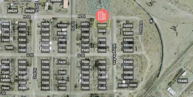 0 Windgate Ave, Trona, CA  (#CV18209318) :: Barnett Renderos