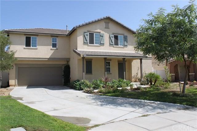 3009 Bradley Road, Perris, CA 92571 (#IV18211915) :: The DeBonis Team