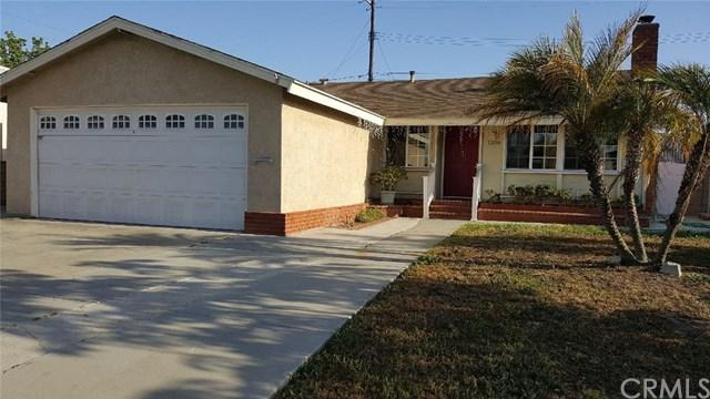 1306 W 214th Street, Torrance, CA 90501 (#PW18197748) :: The Laffins Real Estate Team