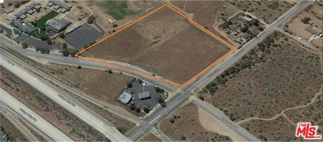 0 Vac/Cor Crown Valley Rd/, Acton, CA 93510 (#18380610) :: Fred Sed Group