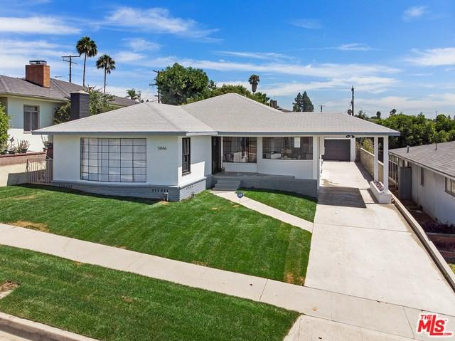 5846 S Orlando Avenue, Los Angeles (City), CA 90056 (#18380668) :: RE/MAX Innovations -The Wilson Group