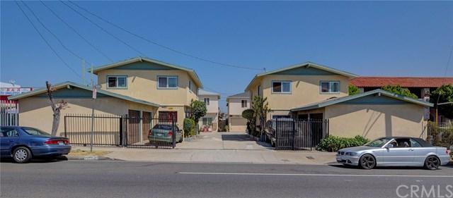 4451 W Rosecrans Avenue, Lawndale, CA 90250 (#PV18174250) :: Millman Team