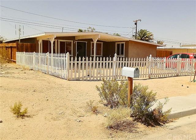 1337 S Porter Street, Ridgecrest, CA 93555 (#SR18215197) :: RE/MAX Parkside Real Estate