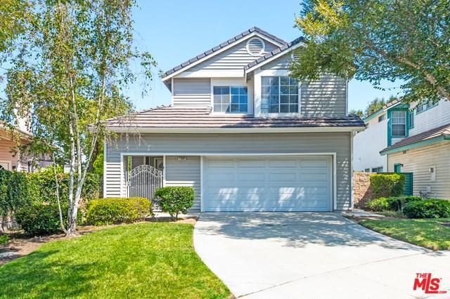 11985 Honeybrook Court, Moorpark, CA 93021 (#18380978) :: RE/MAX Parkside Real Estate
