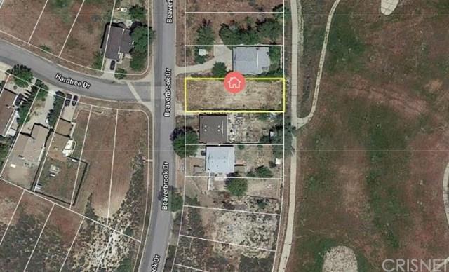 0 Vac/Beaverbrook Dr/Vic Hardtre, Lake Elizabeth, CA 93532 (#SR18217454) :: Impact Real Estate