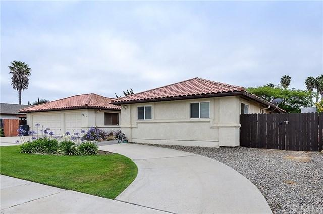 1058 Clubhouse Drive, Santa Maria, CA 93455 (#NS18218333) :: The Laffins Real Estate Team