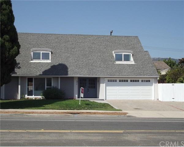 6218 Cathedral Oaks Road, Goleta, CA 93117 (#OC18219588) :: Fred Sed Group