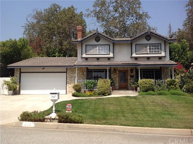 699 Gatewood Lane, Sierra Madre, CA 91024 (#WS18219725) :: Fred Sed Group