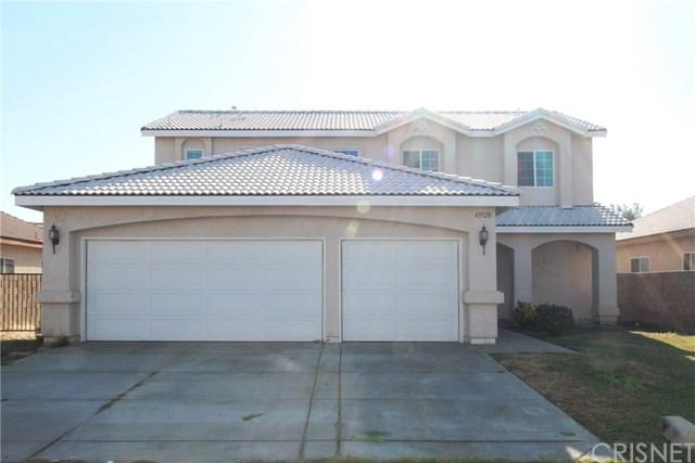 43928 Sandstarr Court, Lancaster, CA 93535 (#SR18209383) :: Fred Sed Group