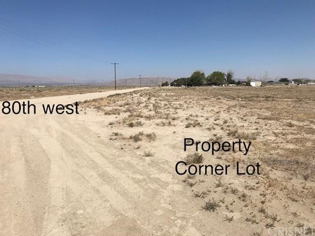 0 Vac/Cor Avenue A4/Vic 80 Stw, Antelope Acres, CA 93536 (#SR18220294) :: The Ashley Cooper Team